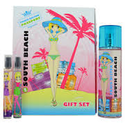 Paris Hilton Passport In South Beach edt 100 ml + 2x edt 7,5 ml