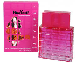 NEW YORKER Style-up For Woman toaletní voda 50 ml