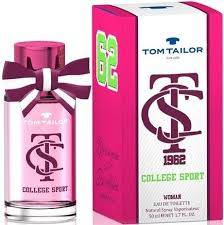 Tom Tailor College Sport For Woman toaletní voda 50 ml