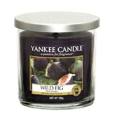 Yankee Candle svíčka Décor Wild Fig 198 g