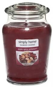 Yankee Candle Apple Spice Potpourri 538 g