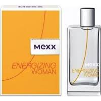 Mexx Energizing For Woman toaletní voda 30 ml
