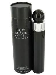 Perry Ellis Perry Black for Him toaletní voda 200 ml