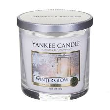 Yankee Candle Winter Glow 198 g