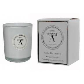 CANDLE-LITE Luxury Aroma Musk 10x12,5 cm