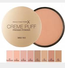 Max Factor Creme Puff Pressed Powder pudr 55 Candle Glow 21 g