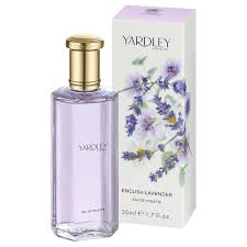 Yardley of London English Lavender toaletní voda dámská 125 ml