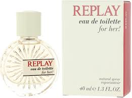 Replay for Her toaletní voda 40 ml