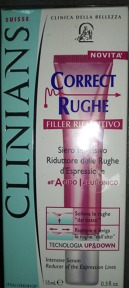 Clinians Correct Rughe Serum 15 ml