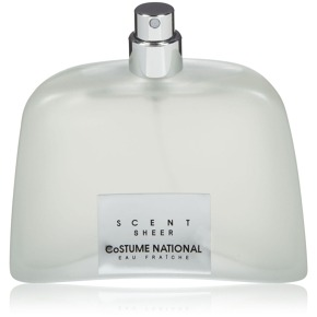 Costume National Scent Sheer Eau Fraiche dámská 100ml tester